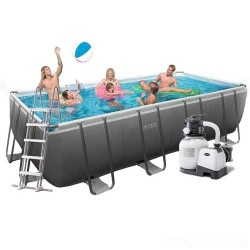 Каркасный бассейн Intex 26356