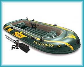 Лодки Intex и Bestway