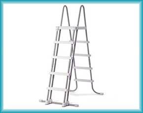 Лестницы для бассейнов Intex и Bestway