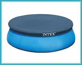 Тенты для надувных бассейнов easy set Intex и Bestway