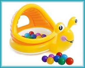 Детские надувные бассейны Intex и Bestway