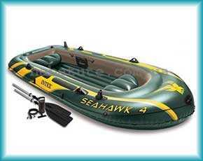 Надувные лодки Intex и Bestway