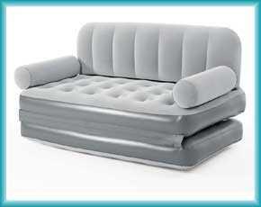 Надувные диваны Intex и Bestway