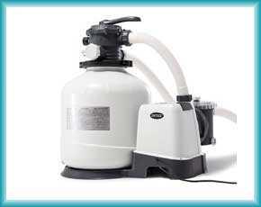 Песочные фильтры-насосы Intex и Bestway